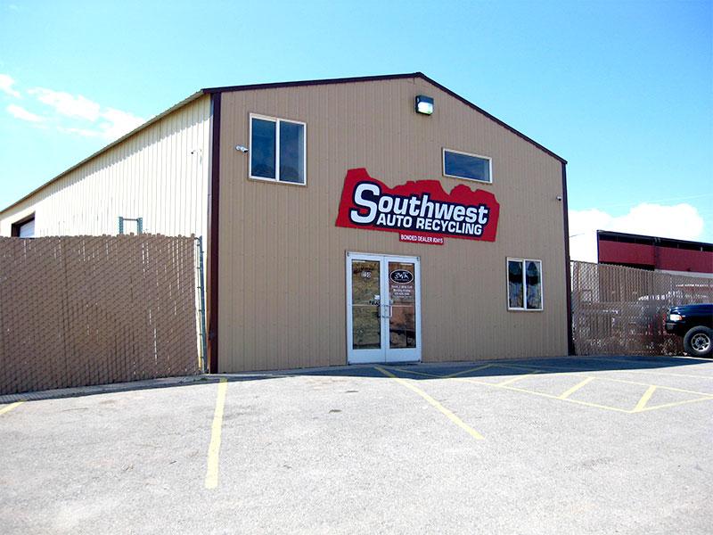 Dixie Auto Salvage >> Southwest Auto Recycling Washington Ut